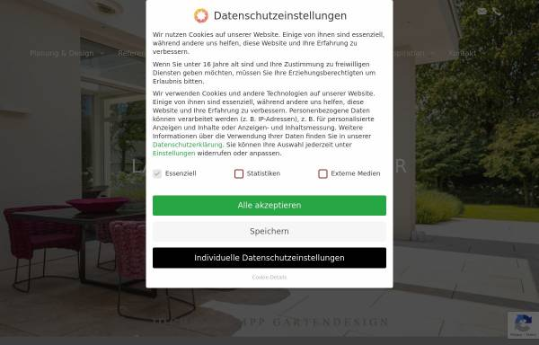 Vorschau von www.gempp-gartendesign.de, GEMPP GARTENDESIGN