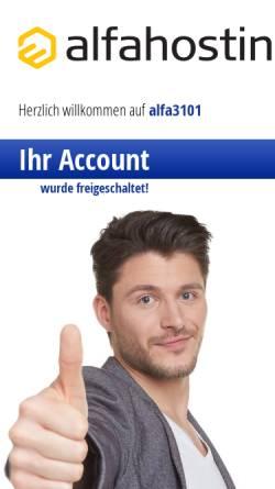 Vorschau der mobilen Webseite bartagamenfibel.de, Bartagamenfibel