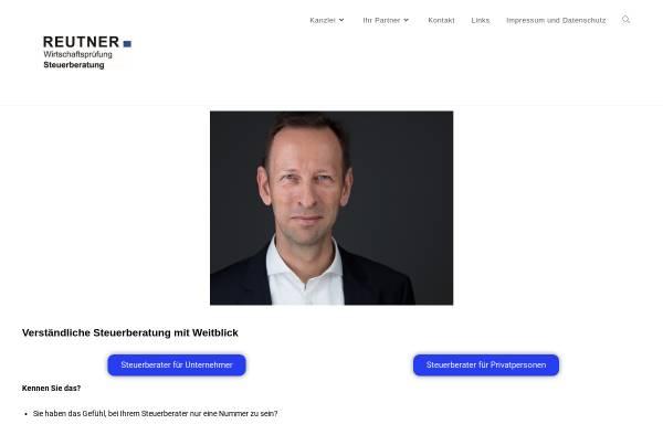 Vorschau von www.reutaxes.de, Dipl.-Kfm. Stephan Reutner