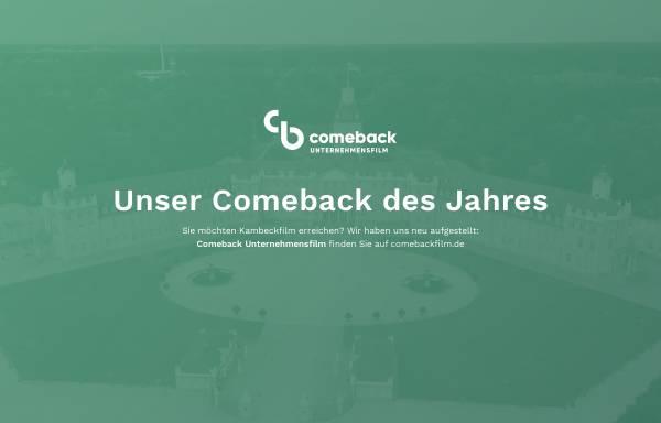 Vorschau von www.kambeckfilm.de, kambeckfilm GmbH