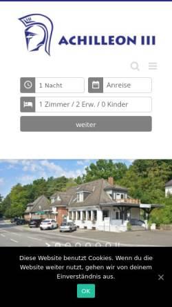 Vorschau der mobilen Webseite regio.schluesseldienst-gablenberg.de, Schlüsseldienst Gablenberg Sicherheitssysteme GmbH