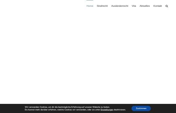 Vorschau von www.anwalt-diedrich.de, Rechtsanwalt Florian Diedrich
