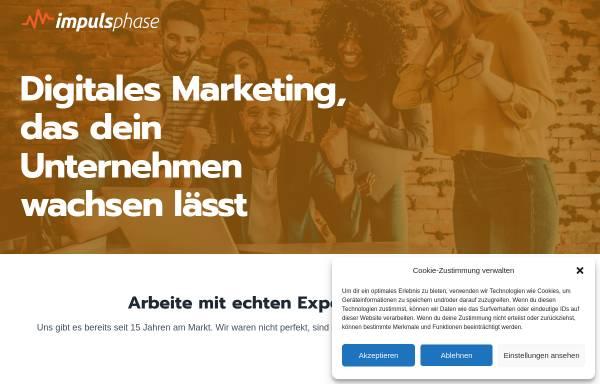 Vorschau von www.impulsphase.de, Impulsphase