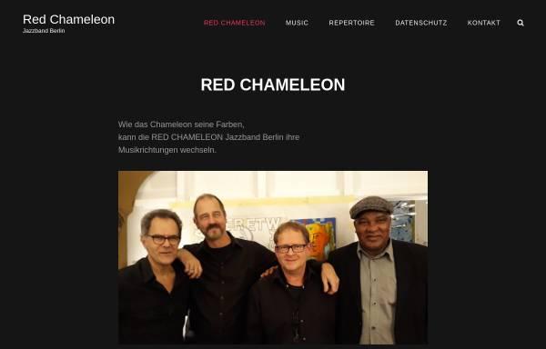 Vorschau von redchameleon.de, Red Chameleon