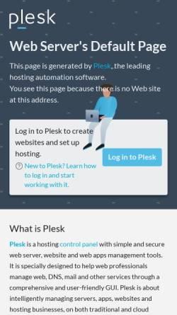 Vorschau der mobilen Webseite www.seofusion.de, SEOFusion