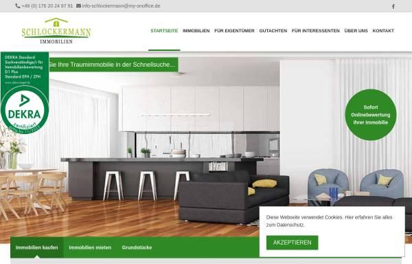 Vorschau von www.schlockermann-immobilien.de, Schlockermann-Immobilien