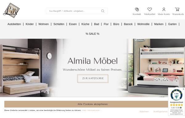 Vorschau von moebel-lux.de, Möbel Lux