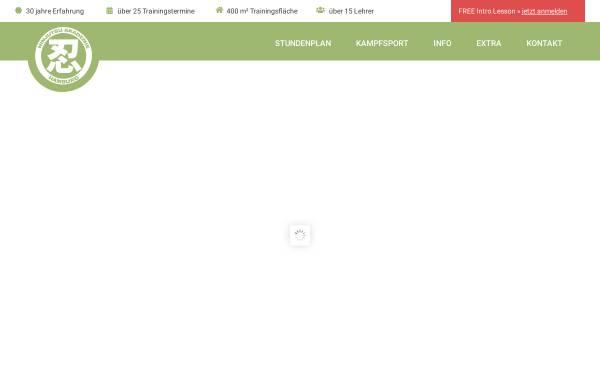 Vorschau von ninjutsu-akademie.com, Ninjutsu Akademie