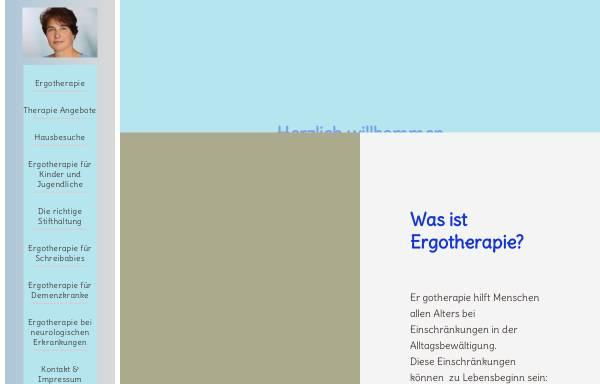 Vorschau von www.ergotherapie-biegner.de, Praxis für Ergotherapie Martina Biegner