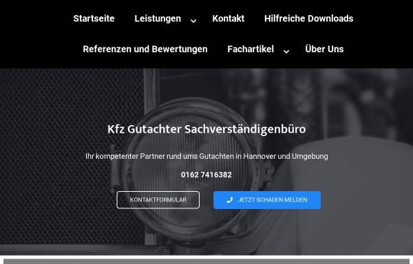 Vorschau von h-engine.de, Kfz Sachverständigenbüro H&Engine