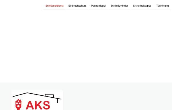 Vorschau von www.allesklar-sicherheitstechnik.de, ALLES Klar Schlüsselnotdienst