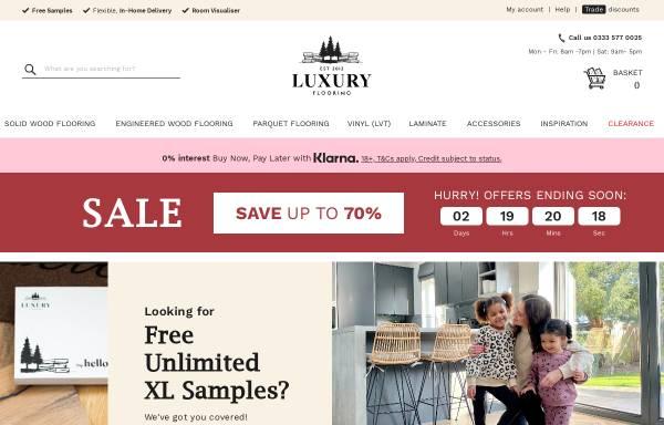 Vorschau von www.luxus-boden.de, Luxus-Boden