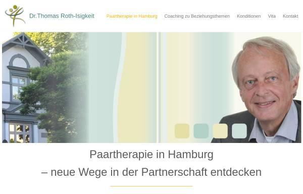 Vorschau von paarberatung-othmarschen.de, Dr. Thomas Roth