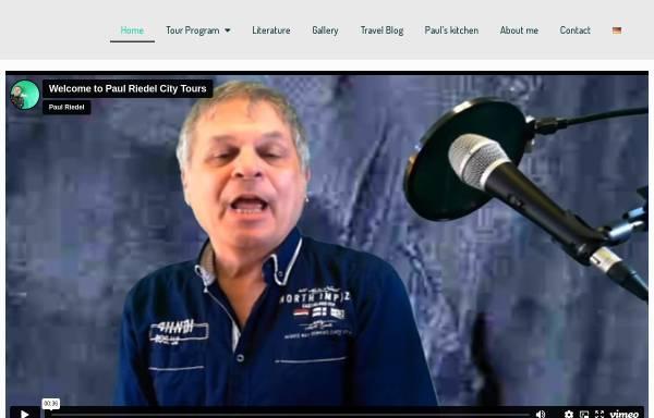 Vorschau von www.paul-riedel.de, Paul Riedel