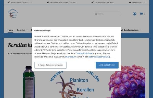Vorschau von plankton-stube.de, Plankton-stube