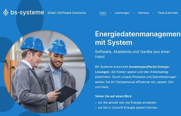 Vorschau von www.bs-systeme.de, BS-Systeme GmbH