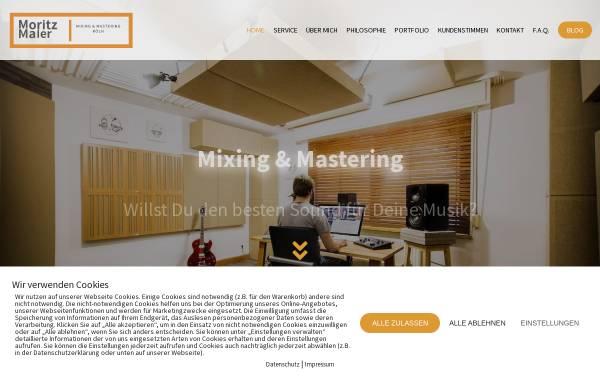 Vorschau von moritzmaier.net, Moritz Maier