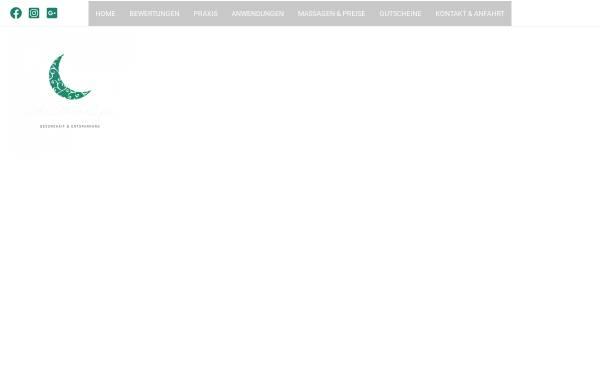 Vorschau von www.thaimoonspa.de, ThaiMoonSpa