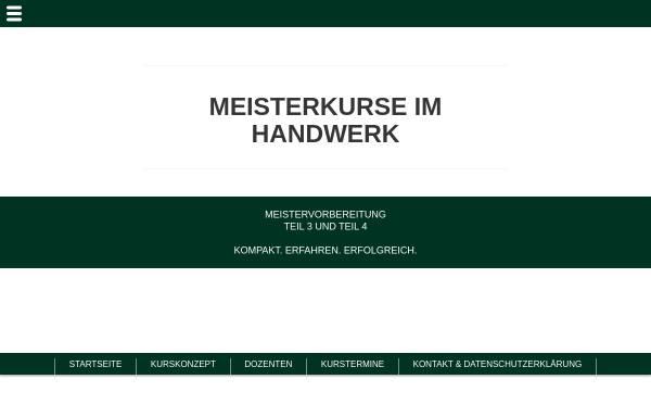 Vorschau von www.schererkurs.de, SCHERERKURS
