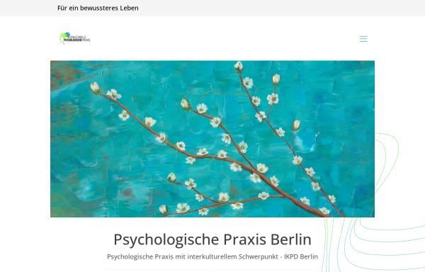 Vorschau von interkulturelle-psychologie-berlin.de, IKPD Berlin