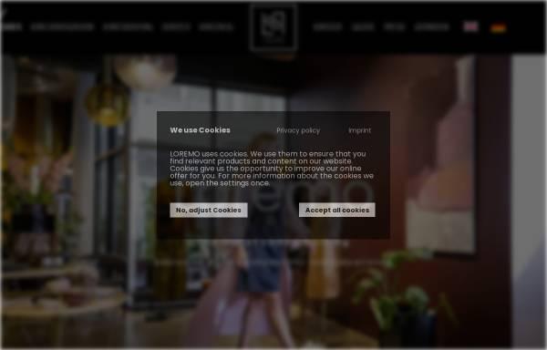 Vorschau von loremo.de, LOREMO