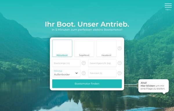 Vorschau von www.greenboatsolutions.de, greenboatsolutions