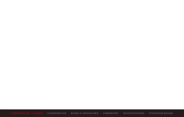 Vorschau von www.feuermaler.com, Feuermaler Art & Flames