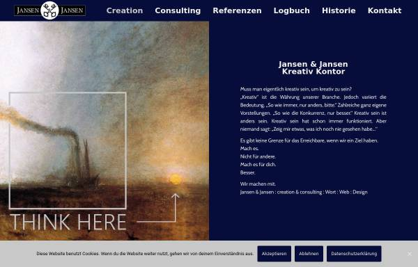 Vorschau von jansen-und-jansen.de, Jansen & Jansen UG ( haftungsbeschränkt)