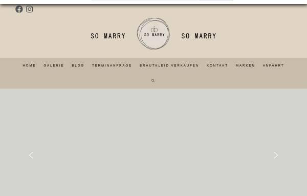 Vorschau von somarry.de, So Marry