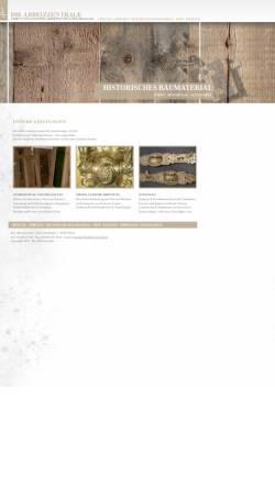 Vorschau der mobilen Webseite www.dieabbeizzentrale.de, Die Abbeizzentrale