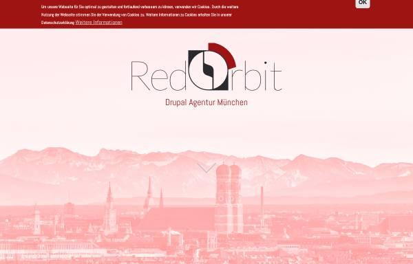 Vorschau von www.redorbit.de, RedOrbit GmbH