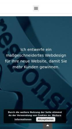 Vorschau der mobilen Webseite internet-und-medienhilfe.de, Internet und Medienhilfe