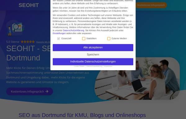 Vorschau von www.seohit.de, SEOHIT