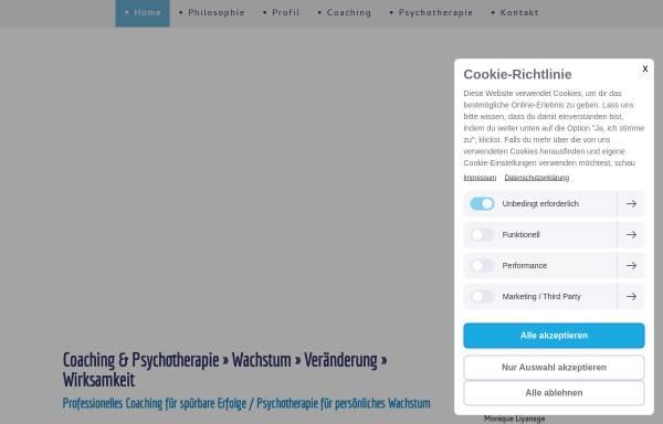 Vorschau von www.liyanage-consulting.de, Liyanage Consulting