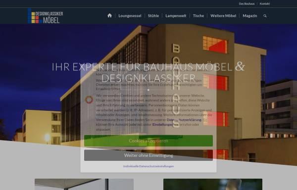 Vorschau von designklassikermoebel.de, Designklassikermöbel