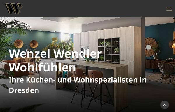 Vorschau von www.kuechen-schlafnester.de, Wenzel Wendler Wohlfühlen GmbH
