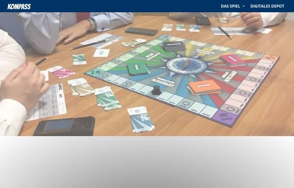 Vorschau von kompass-spiel.de, Kompass Spiel GbR