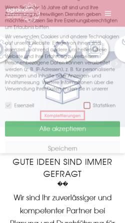 Vorschau der mobilen Webseite www.agro-norm.com, AgroNorm