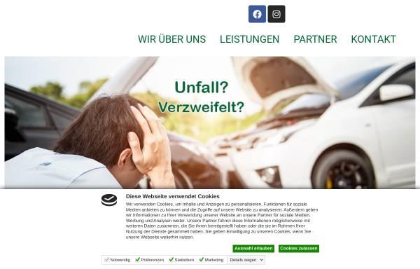 Vorschau von www.gutachter-brockmann.de, Kfz-Sachverständigenbüro Brockmann