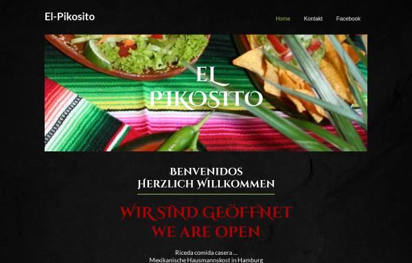 Vorschau von www.el-pikosito.de, El Pikosito
