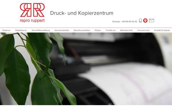 Vorschau von www.repro-ruppert.com, Repro Ruppert