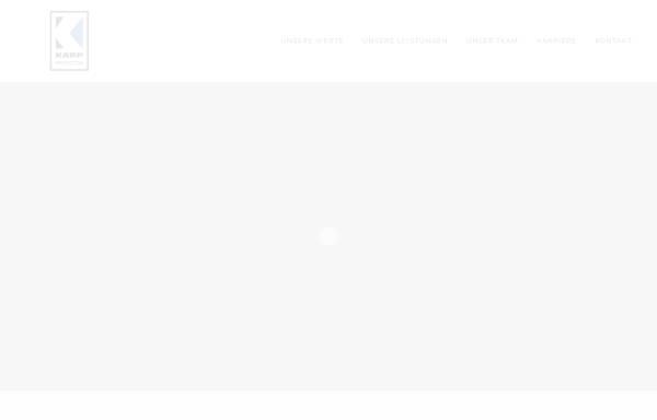 Vorschau von karp-protection.de, Karp Protection
