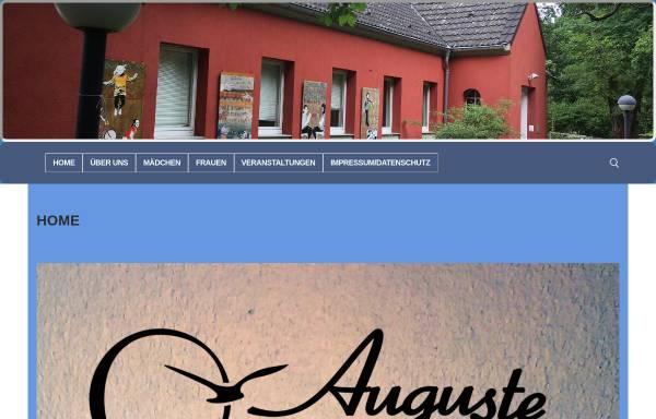 Vorschau von www.interkultureller-maedchentreff.de, Interkultureller Mädchentreff