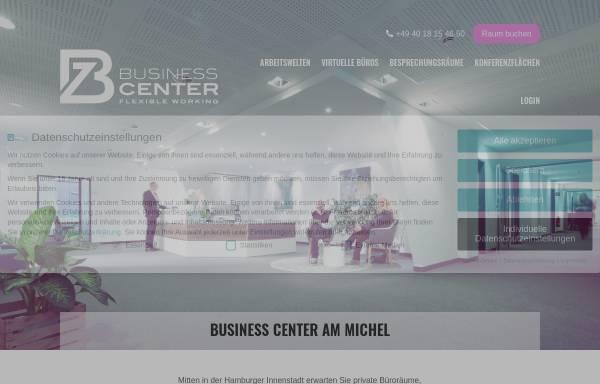 Vorschau von www.bz-businesscenter.com, Beraterzentrum Hamburg - Business Center