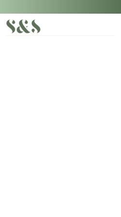 Vorschau der mobilen Webseite www.sanft-schön.de, Sanft & Schön
