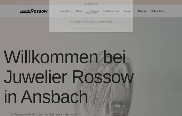 Vorschau von juwelier-rossow.de, Juwelier Rossow