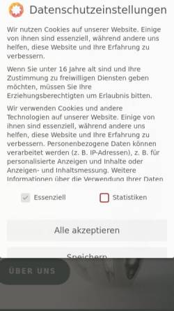 Vorschau der mobilen Webseite juwelier-rossow.de, Juwelier Rossow