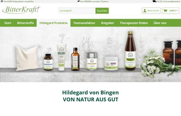 Vorschau von hildegard-spezialist.de, Gutsmiedl Produkte GmbH