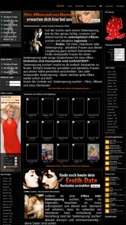 Vorschau der mobilen Webseite myconics.de, myconics Service GmbH