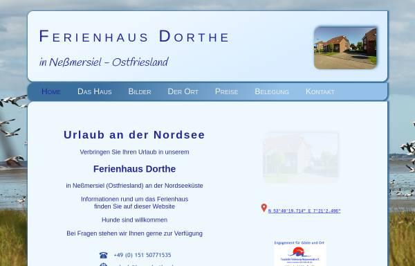Vorschau von www.haus-dorthe.de, Haus Dorthe